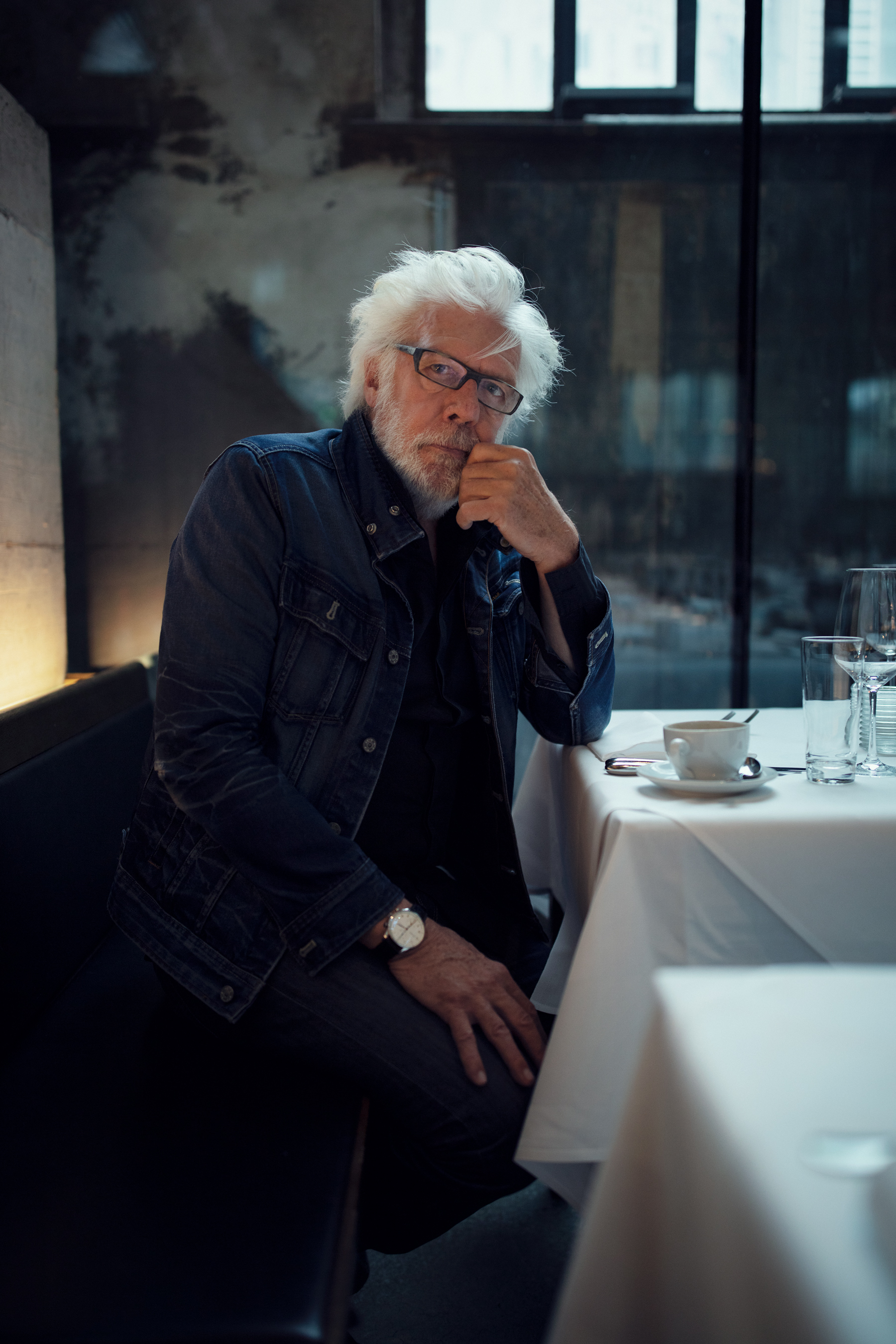 Porträt von Christian Gerig
