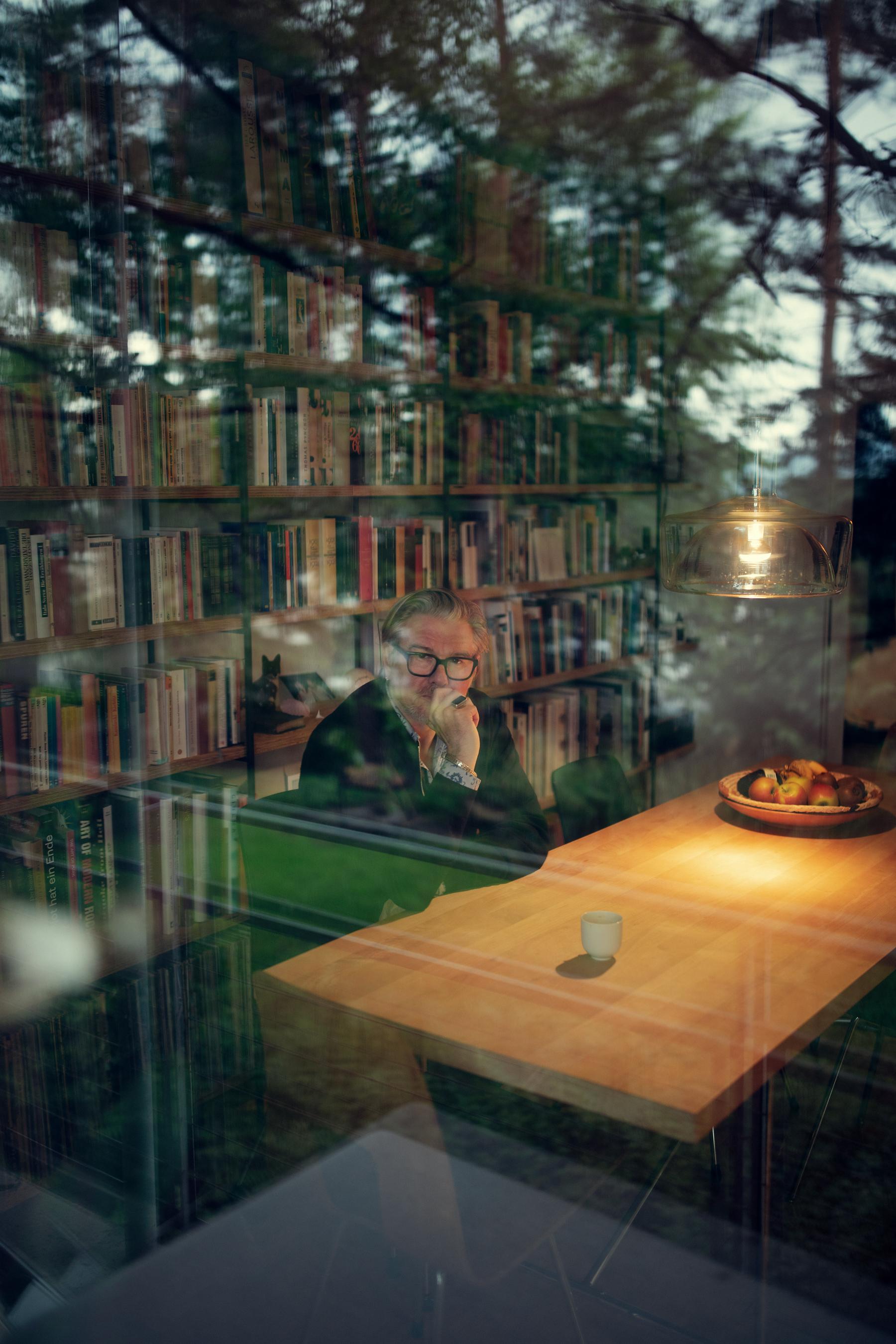 Porträt von Jan Graber