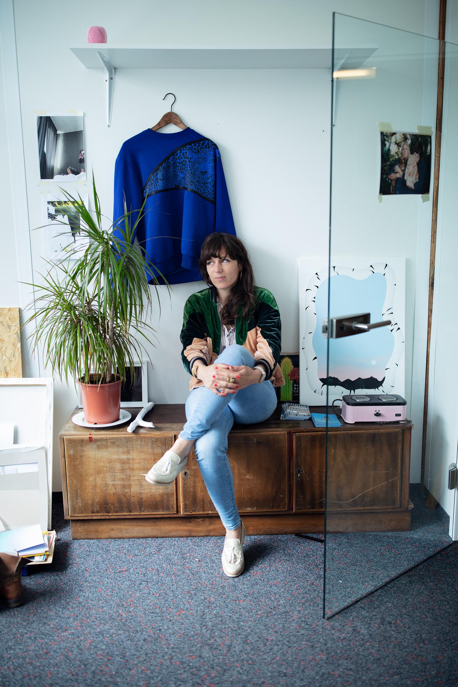 Porträt von Lina Müller